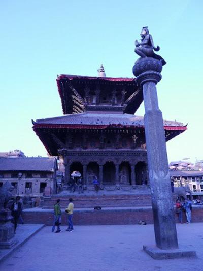ネパール旅行記 その13 パタン・...
